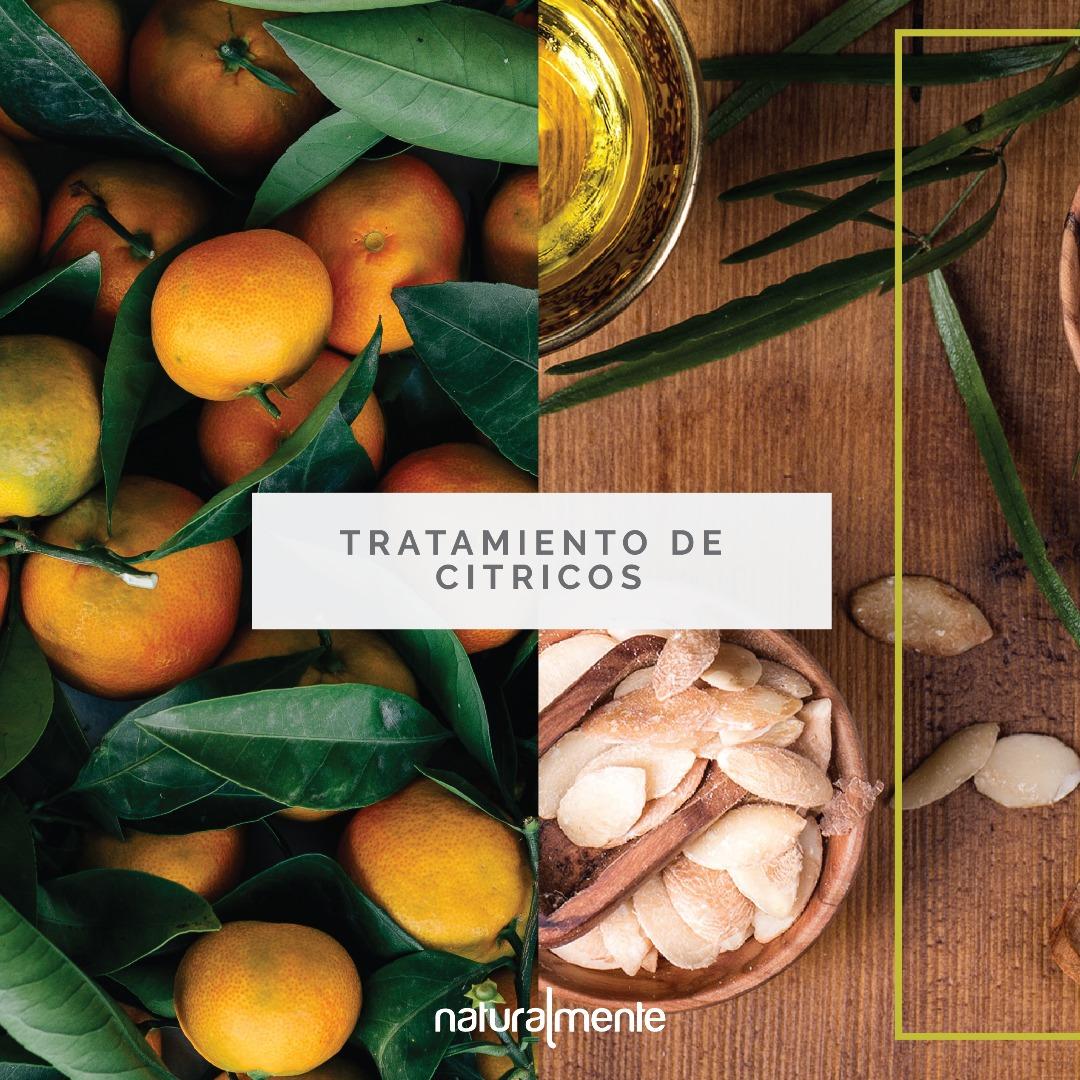 Tratamiento de citricos naturalmente