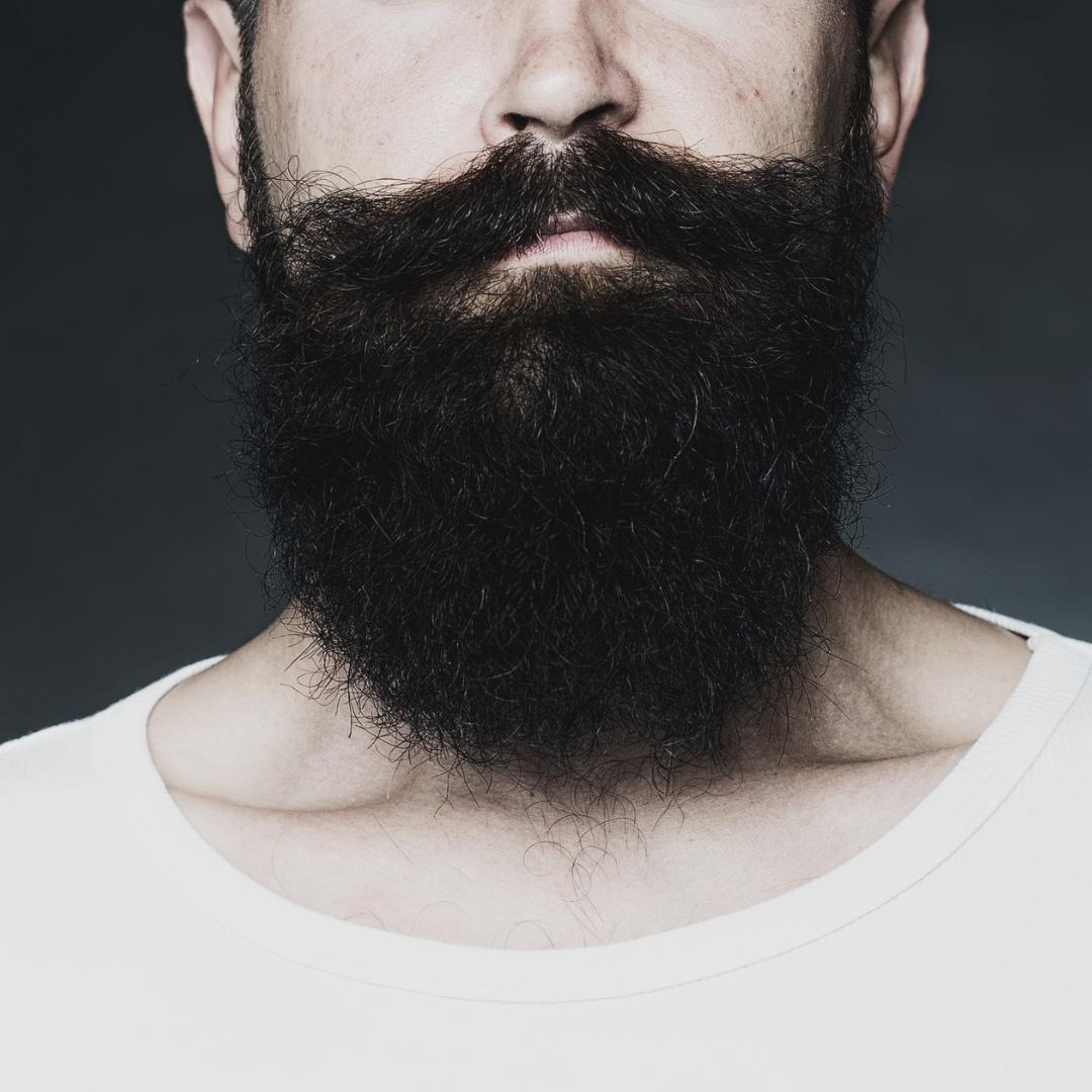 tinte natural barba